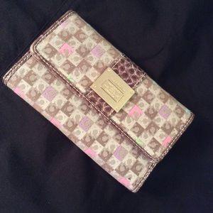 Liz Claiborne Tri-Fold Wallet